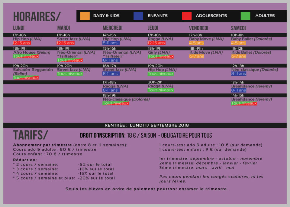 horaires-move-dance-studio-2018-2019